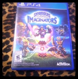PS4 Skylanders Imaginators
